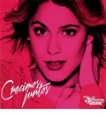"""Violetta - CD """"Crecimos Juntos"""""""