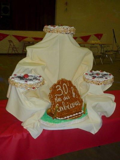 Les Cabécous ont 30 ans !