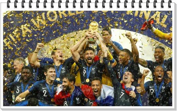 ******bravo a nos joueurs  ****  champions du monde ****