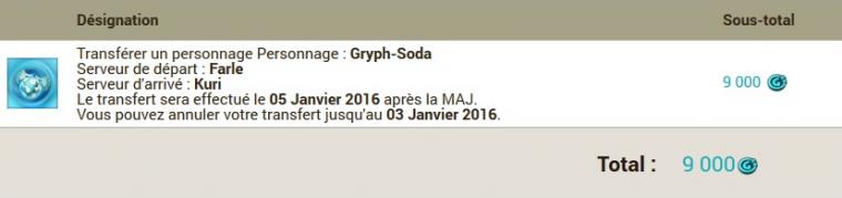Debrief'Soda #25 : Javian 2016 (Janvier) !!