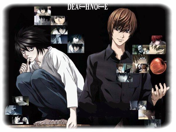 Death note Manga/Anime