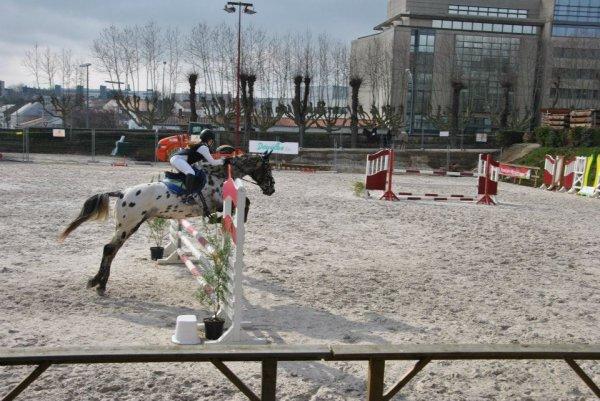 Concours de la roche sur Yon le 11 mars 2012