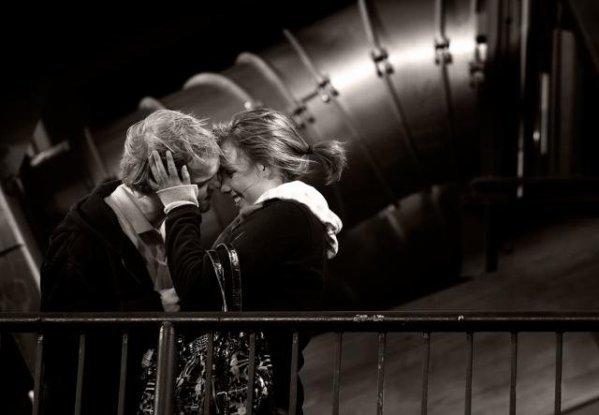 Car si l'on ne meurt pas d'amour, je peux te dire qu'il est certain qu'on meurt de toi.