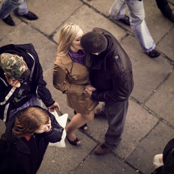 L'amour ressemble à ça : c'est quand on sent que rater quelqu'un serait rater sa vie.