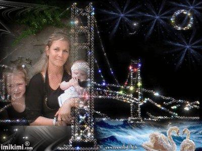 Ma Princesse Avec Sa Mamie Et Sa TaTa