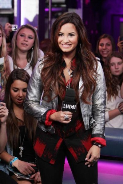 Demi Lovato : Much Music, les photos ! (Photos)