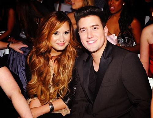 Demi Lovato : Très proche de Logan Henderson des Big Time Rush ? (Photos)