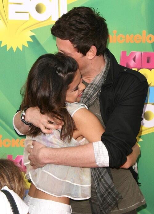 "Selena Gomez : Cory Monteith, ""Je t'aime"""