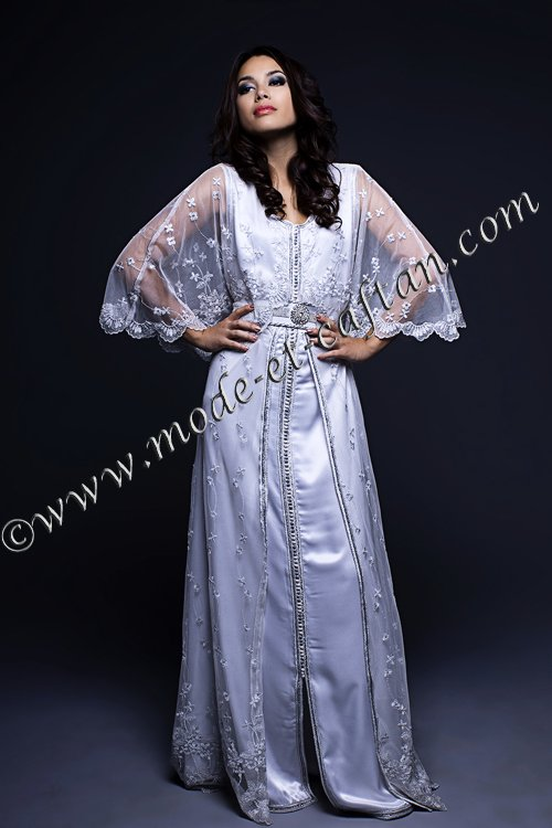 CAFTAN NOEMIE - Mode et Caftan Design France 276eb6ce2be