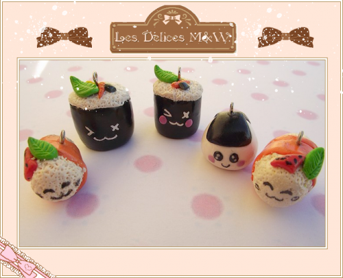 Sushi / Maki / Onigiri