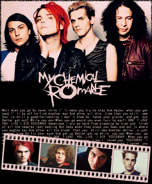 ∞ My Chemical Romance