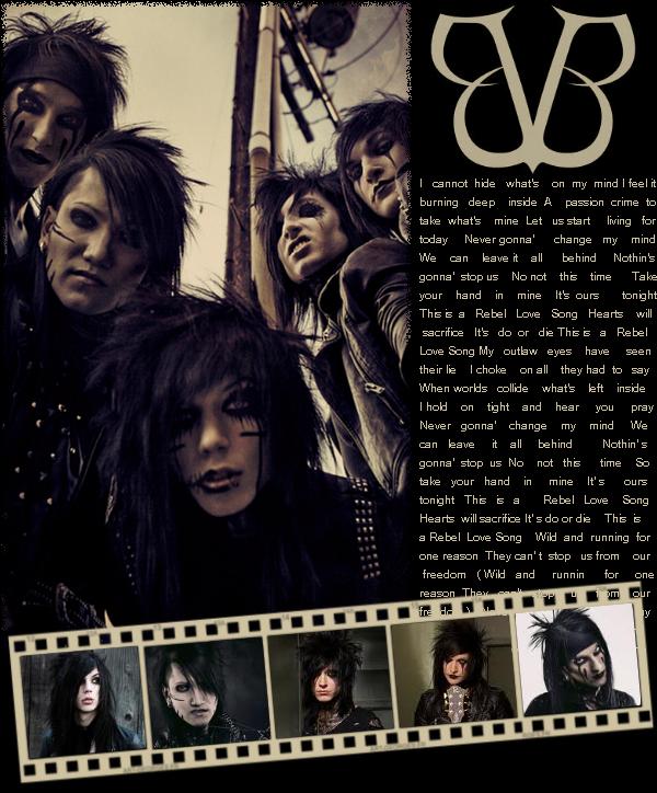 ∞ Black Veil Brides