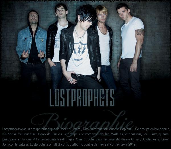 ∞ Lostprophets