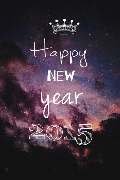 Bon réveillon et bonne année ♥