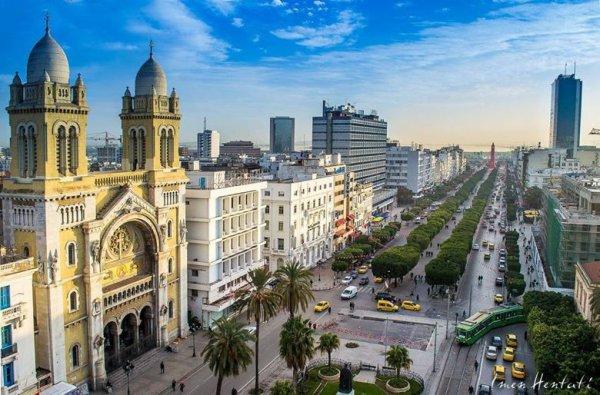 Center Ville de Tunis
