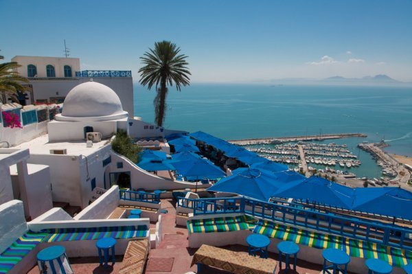 Sidi Bou Said _ Tunis