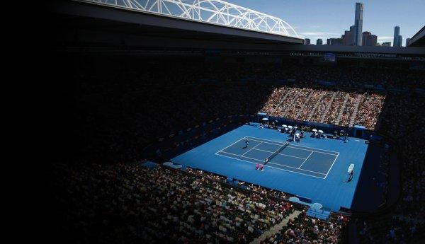 Open d'Australie, Melbourne (Australie)