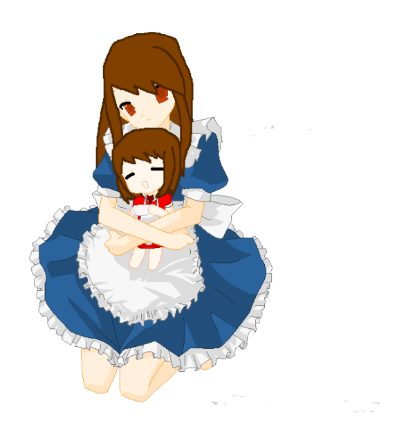 Akisame et Aru  a Wonderland , Chap 3 : Perdu !