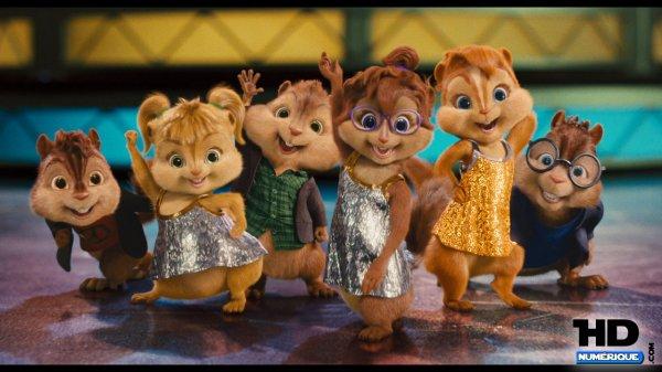 The-Chipmunks-Chipettes Bienvenue !