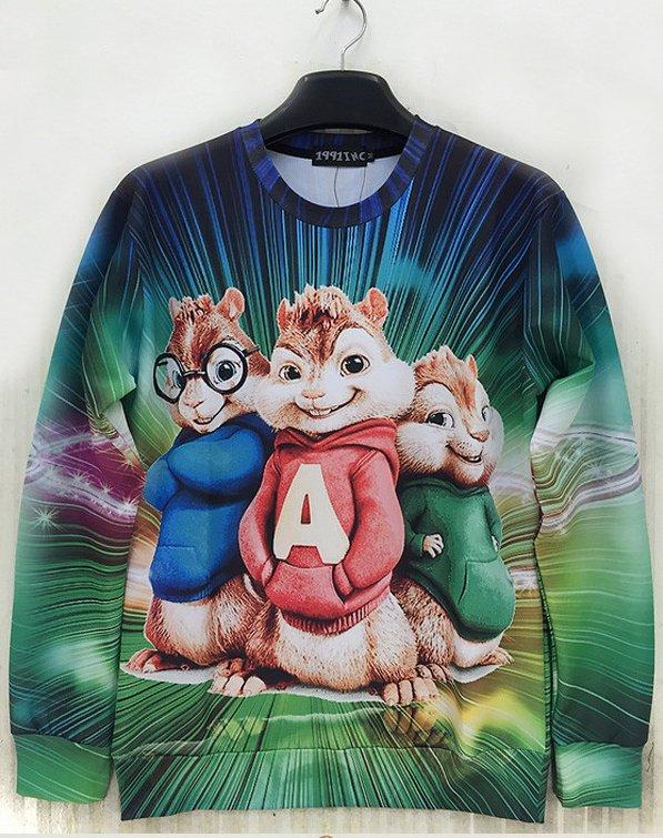 Pull Alvin et les Chipmunks