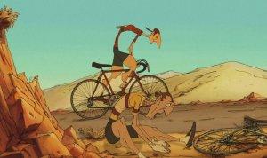 """""""Les Triplettes de Belleville"""" : un film d'animation complètement décalé."""