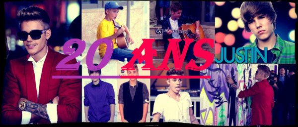 HAPPY BIRTHDAY JUSTIN BIEBER ♥♥♥♥♥