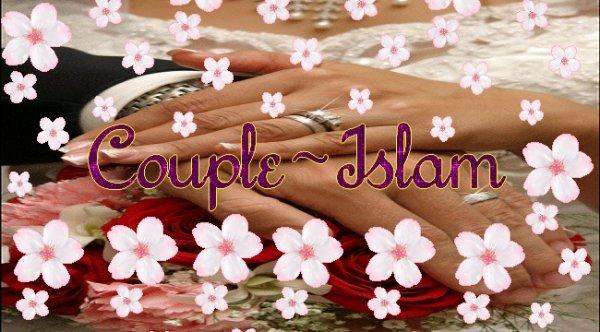 Le mariage en islam..!!