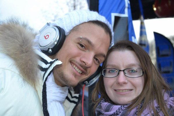 Anthony Mattei (koh lanta 2011,les anges de la télé réalité Hawai) et moi