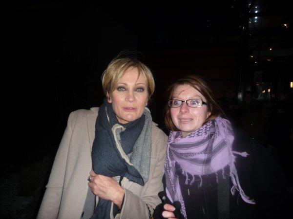 Patricia Kaas et moi