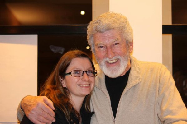 Patrick Préjean et moi