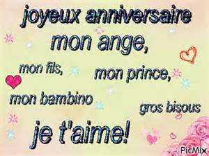 Joyeux Anniversaire Mon Ange Mon Ninouje T