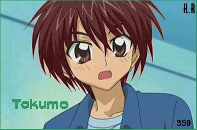 Présentation de Takumo ♥