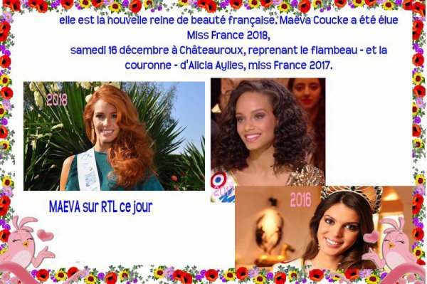 Reine de beauté française