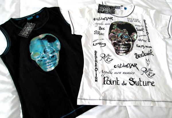 Merchandising Tour 2009
