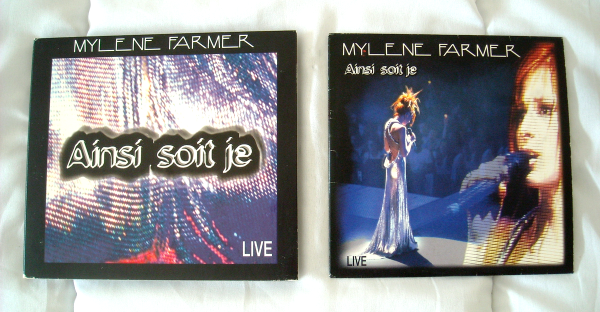 "Supports ""Ainsi soit-je (Live)"""