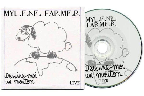 "CD promo ""Dessine-moi un mouton"""
