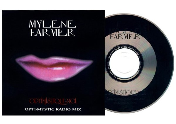"CD promo ""Optimistique-moi"""