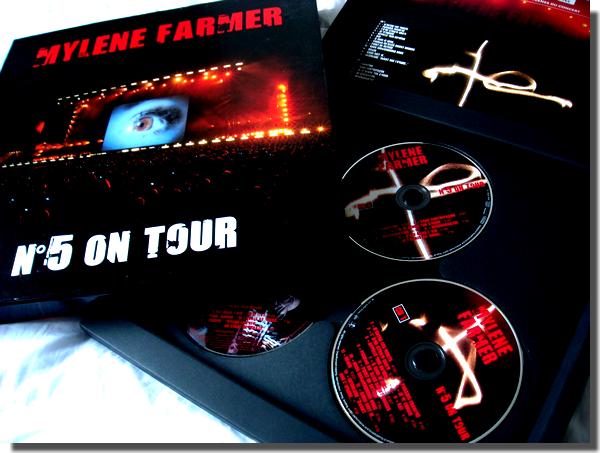 """Coffret Collector """"N°5 on tour"""""""