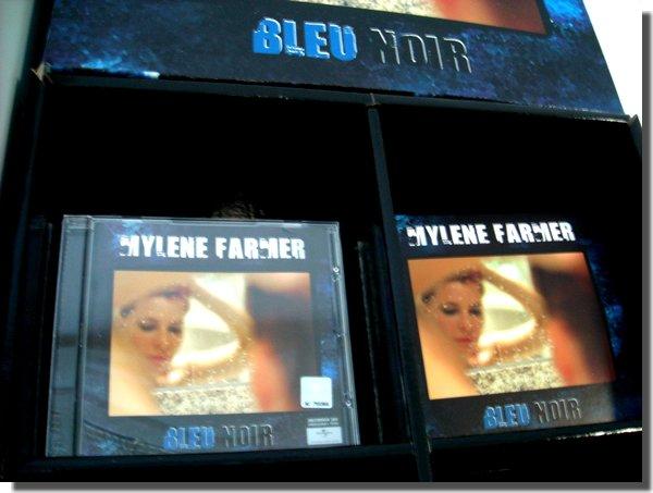 """CD """"Bleu Noir"""" import Russie"""