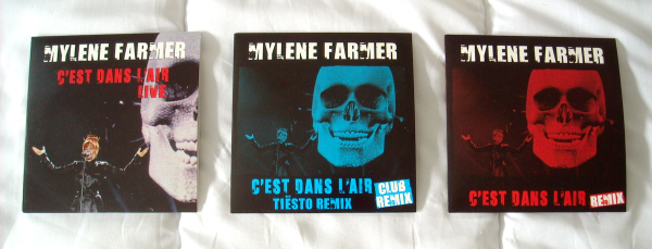 """Supports """"C'est dans l'air (live)"""""""