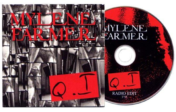 "CD Promo ""Q.I"""