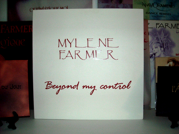 "Promo luxe ""Beyond my control"""