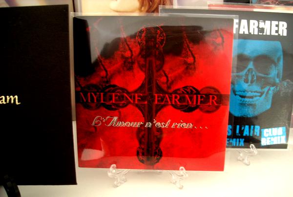 """CD Promo """"L'amour n'est rien"""""""