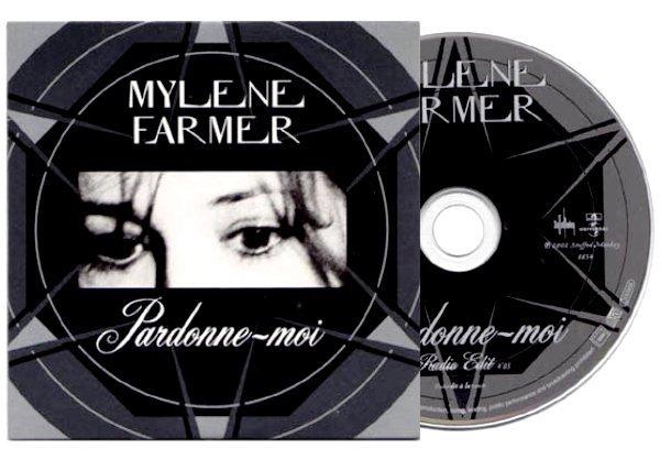"CD Promo ""Pardonne-moi"""