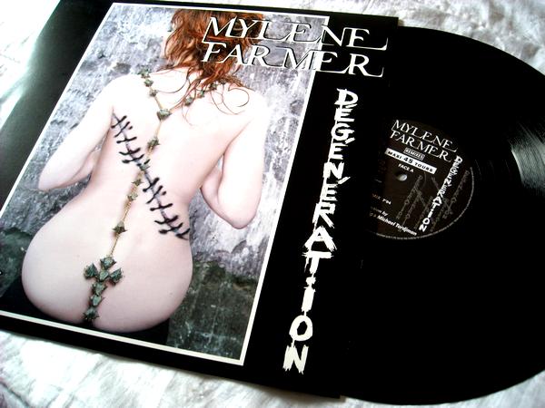 """Vinyle Promo """"Dégénération"""""""