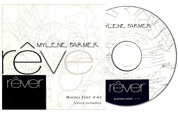 """CD Promo """"Rêver"""""""