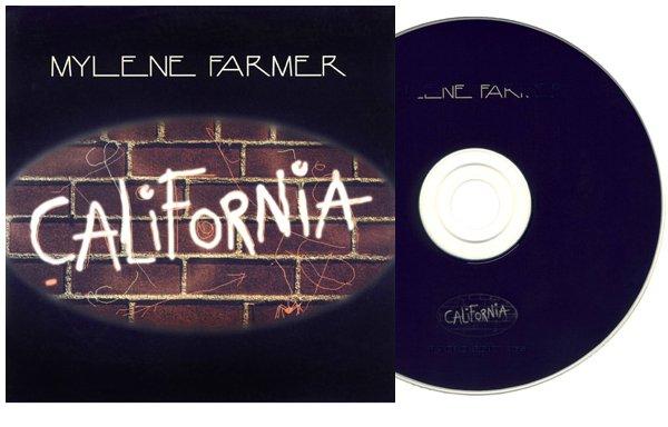 "CD Promo ""California"""