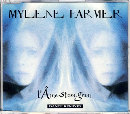 "CD Maxi ""L'Âme-Stram-Gram"" import Europe"