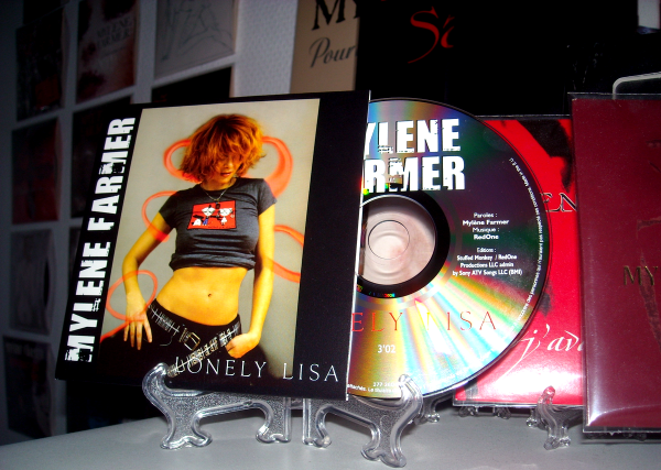 "CD Promo ""Lonely Lisa"""