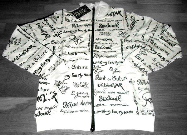 Veste Merchandising Tour 2009